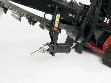 Toro Trx Trencher 16 20 26 Walk Behind Tracks Price 22974