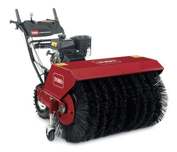 Toro Walk Behind Power Broom Rotary For Sale Sweeper Snow